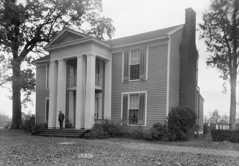 haunted Donnell House Athens Alabama ghosts spirits