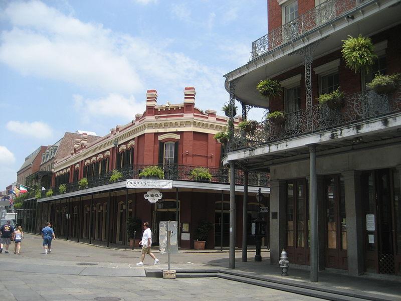 Muriel's Restaurant New Orleans