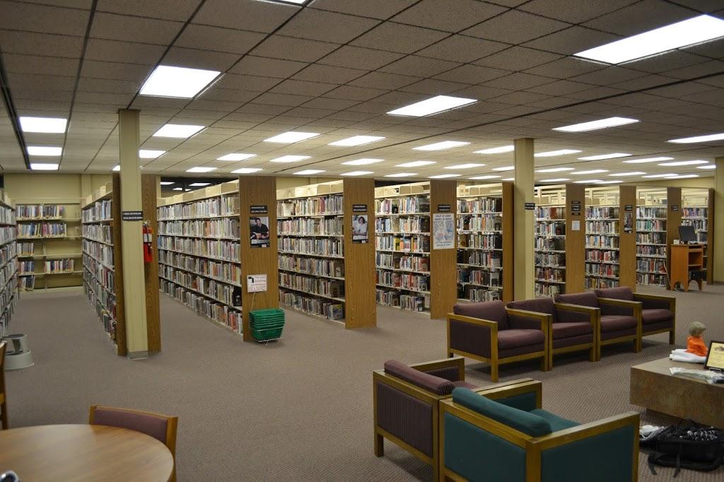 haunted Armstrong-Osborne Public Library Talladega Alabama ghosts