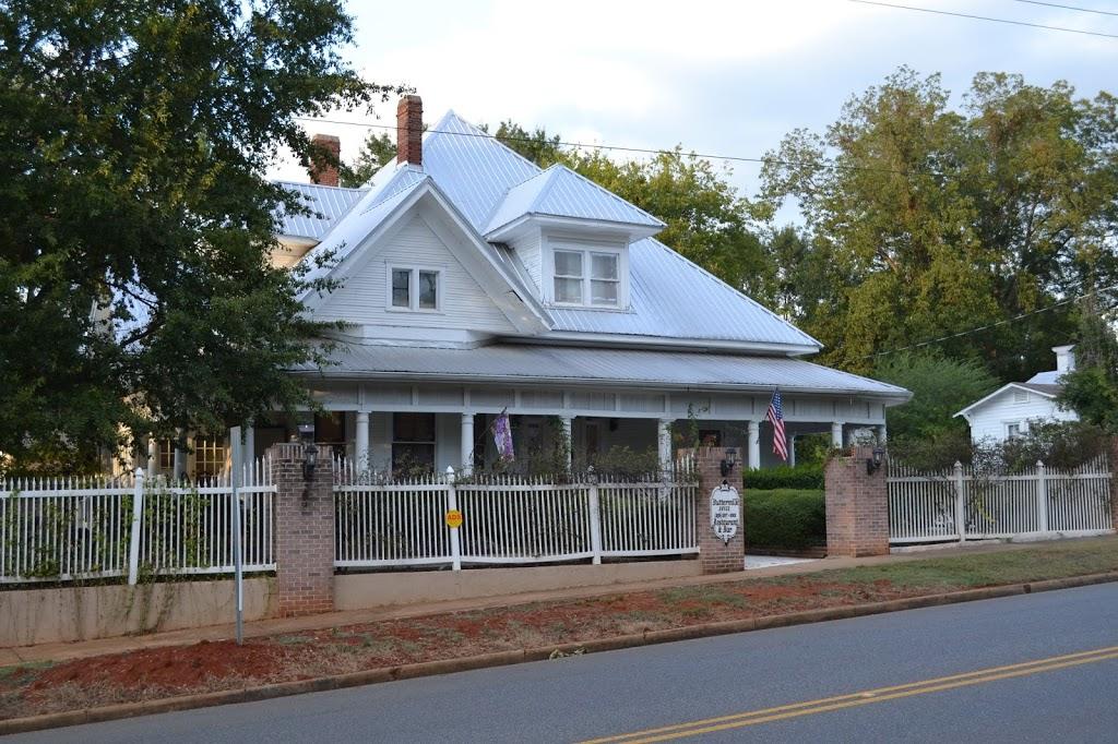 Buttermilk Hill Restaurant Sylacauga Alabama ghosts haunted