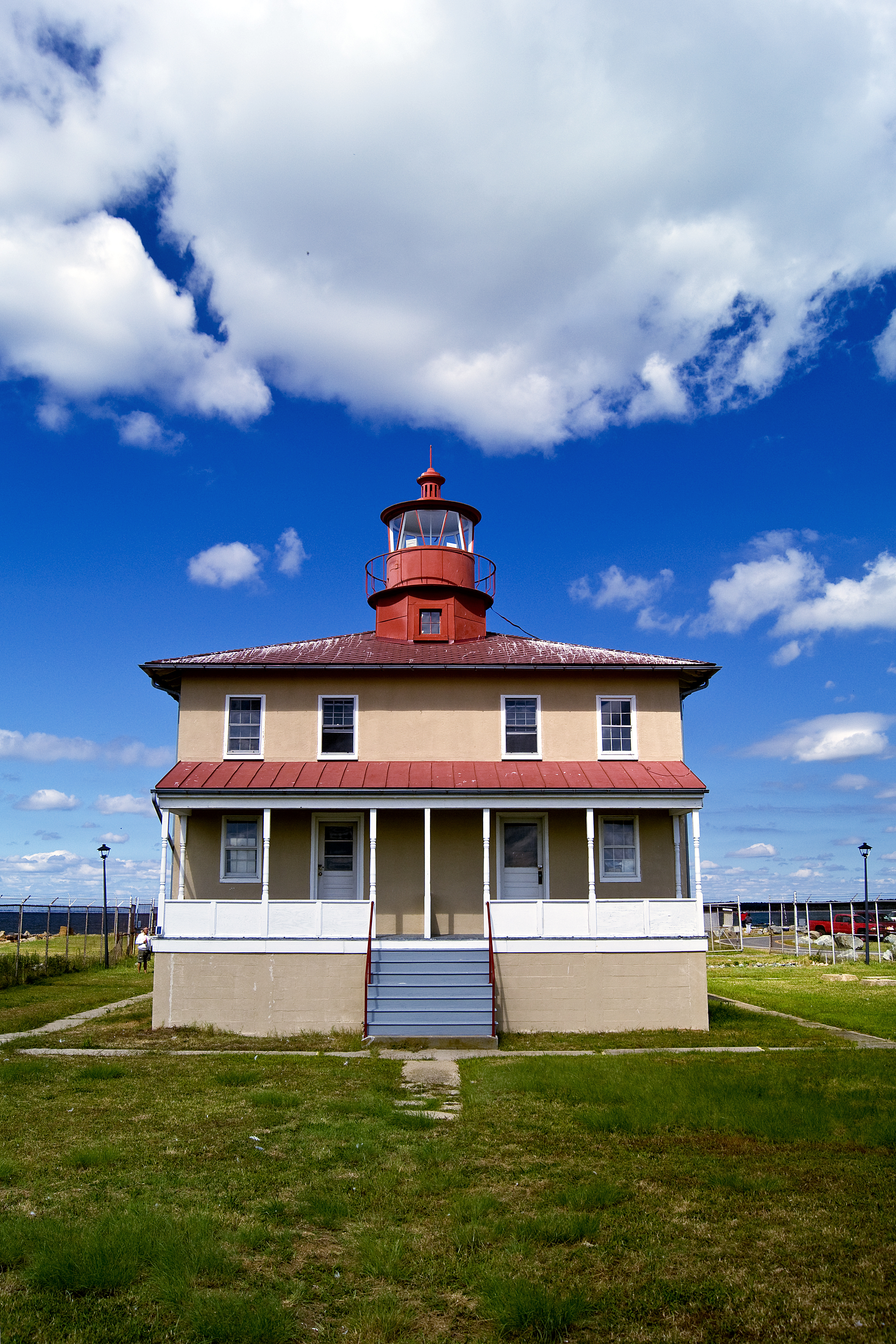 Point Lookout Scotland Maryland ghosts haunted Lighthouse