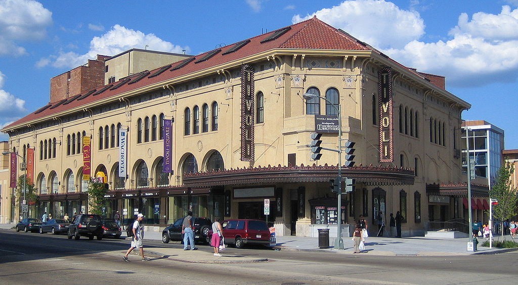 Tivoli Theatre Washington DC