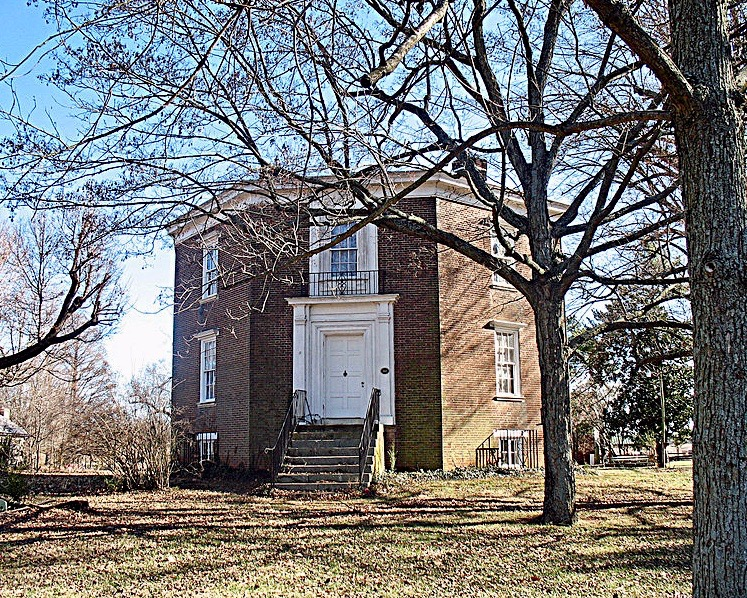 haunted Octagon Hall Franklin Kentucky ghosts