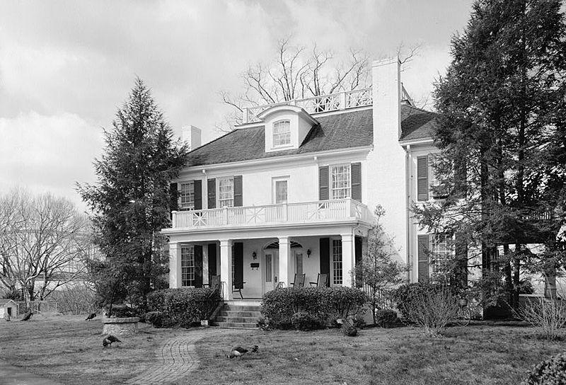 haunted Tennessee Cherry Mansion Savannah Civil War