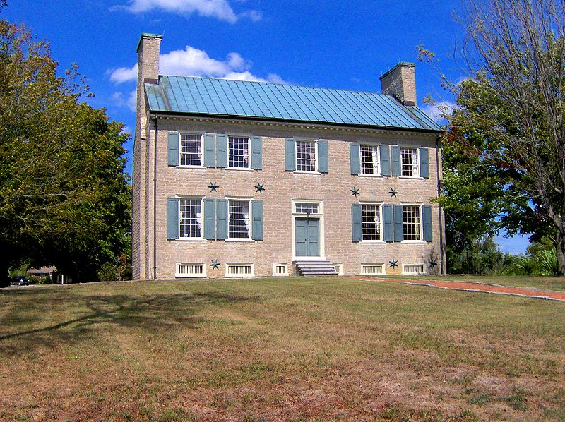 haunted Tennessee Cragfont Castalian Springs ghosts
