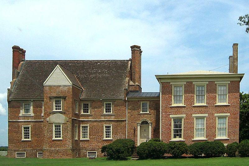 Bacon's Castle Surry Virginia ghost haunted