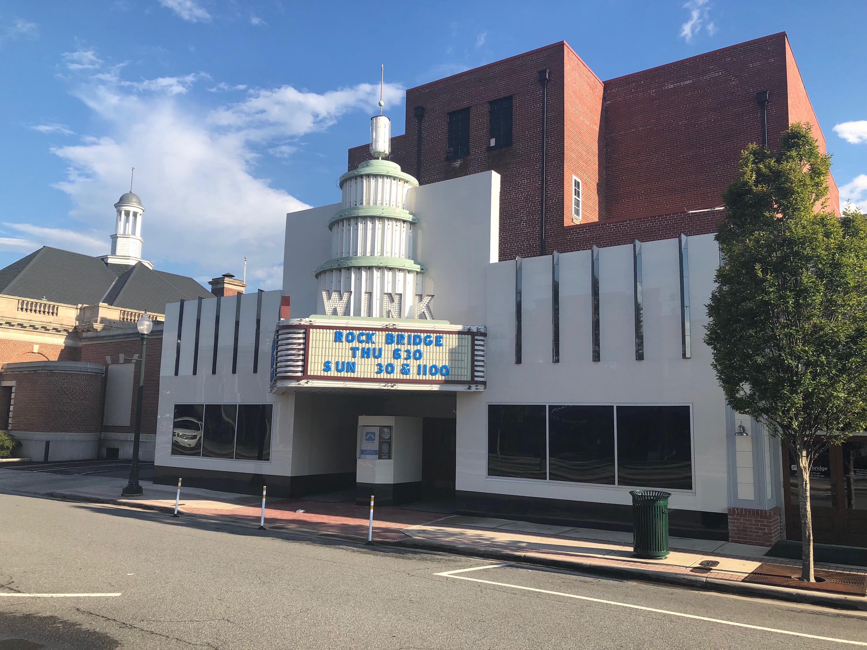 Wink Theatre Dalton Georgia