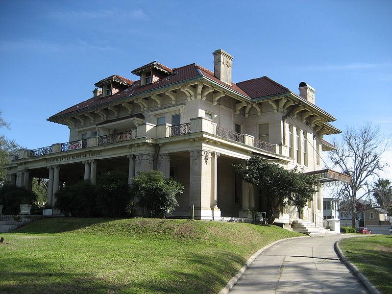 Milton Latter Public Library New Orleans Louisiana haunted ghost