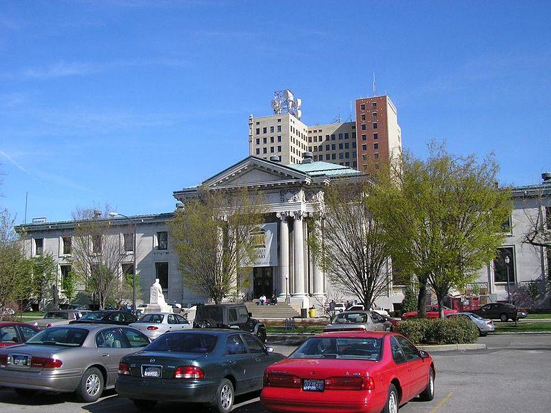 Louisville Kentucky Free Public Library ghost haunted