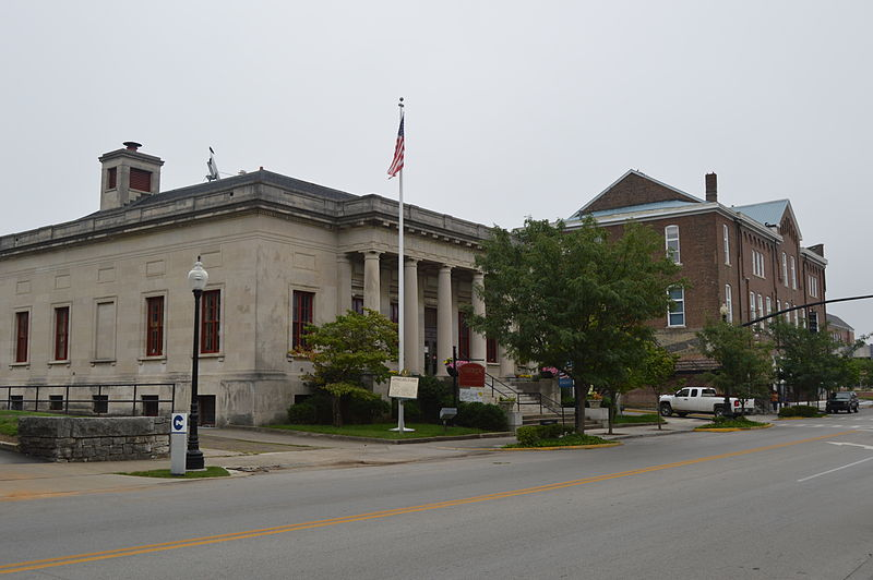 Carnegie Community Arts Center Somerset Kentucky haunted ghost
