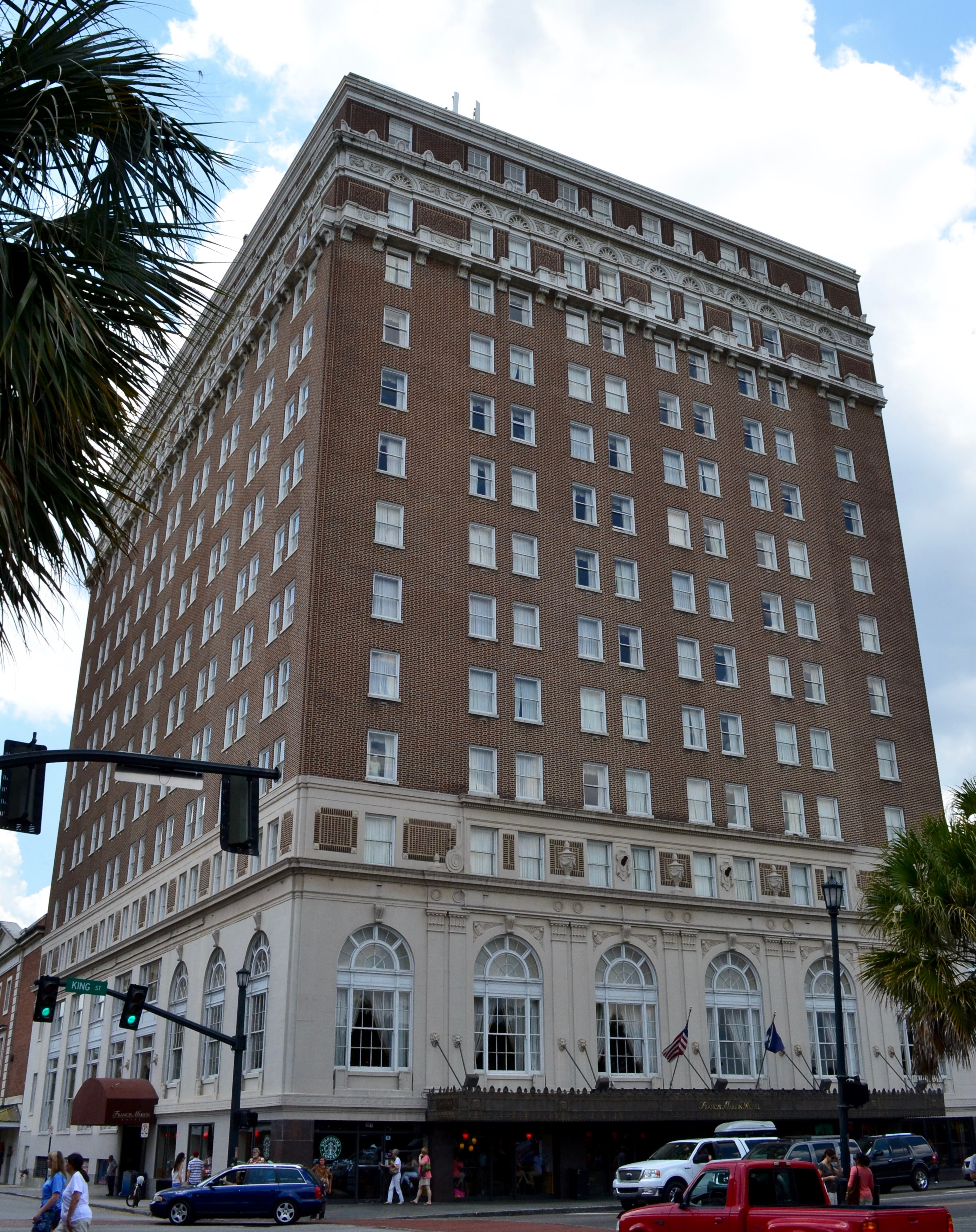 rion Hotel Charleston SC ghosts haunted