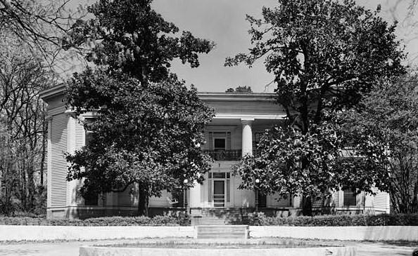 HABS T. R. R. Cobb House Athens Georgia 1939