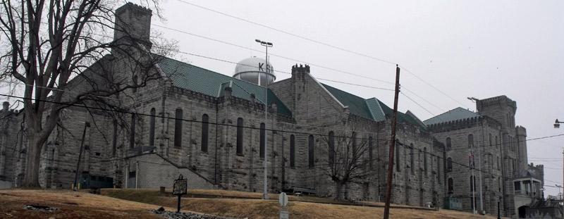 Kentucky State Penitentiary Eddyville