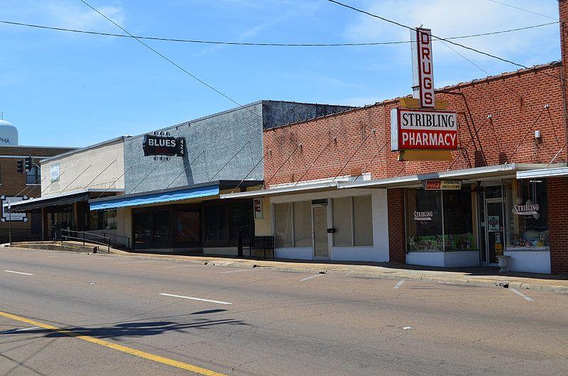 Marty's Blues Cafe Philadelphia Mississippi haunted