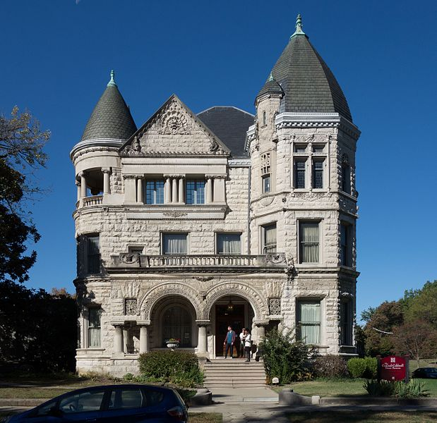 haunted ghosts Conrad-Caldwell House Louisville Kentucky