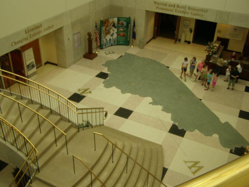 Lobby Kentucky Historical Society Frankfort