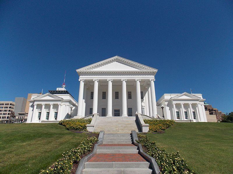 Virginia State Capitol Richmond