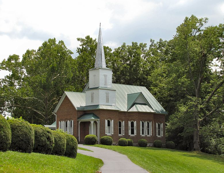 New Providence Presbyterian Church Surgoinsville Tennessee