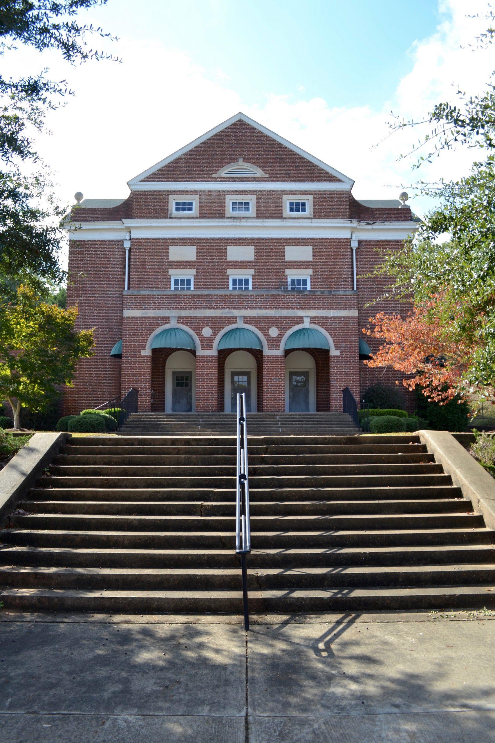 Langdale Auditorium Valley Alabama