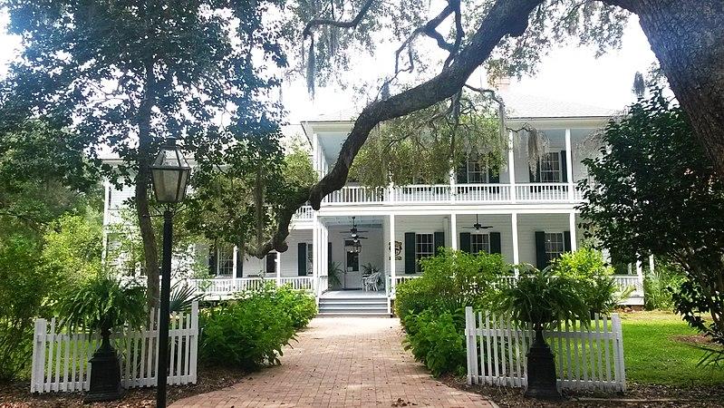 Swift-Coles House Bon Secour Alabama