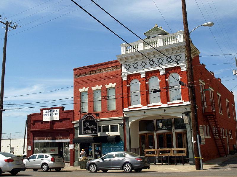 Peerless Saloon Anniston Alabama