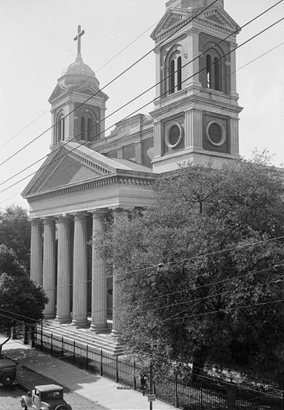 Cathedral of the Immaculate Conception Mobile Alabama