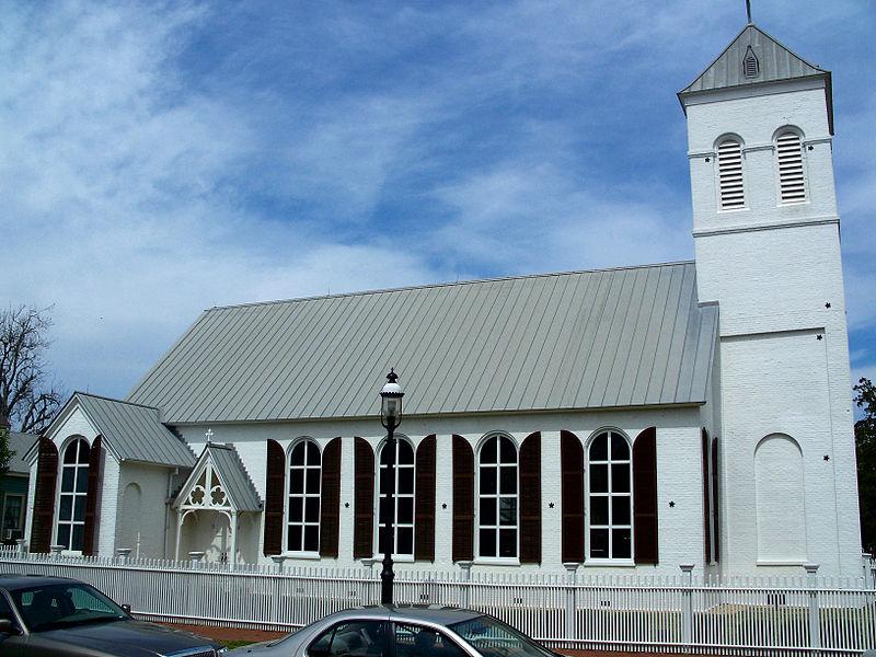 Old Christ Church Pensacola FL