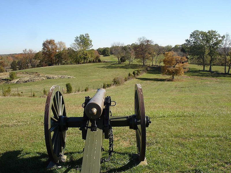 Perryville Battlefield Kentucky