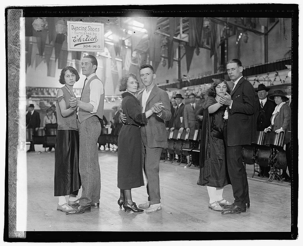 Dance marathon 1923