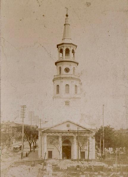 St Michael's Church Charleston SC