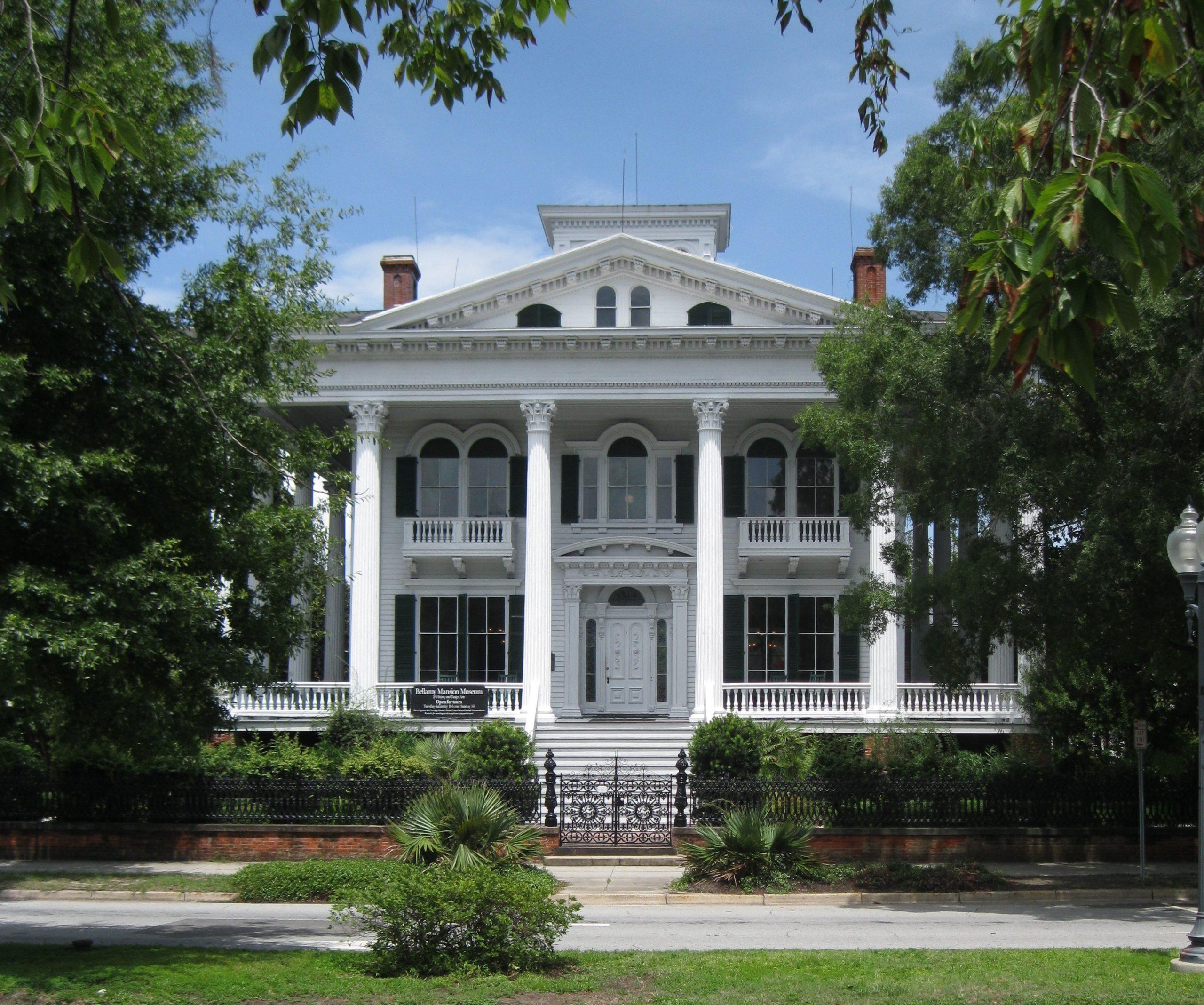 Bellamy Mansion Wilmington North Carolina