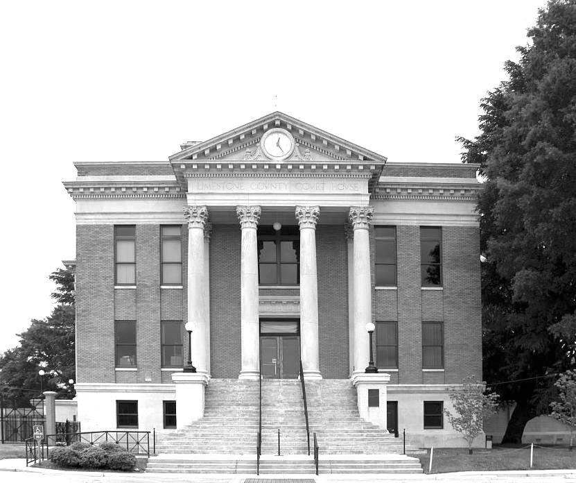 Limestone County Courthouse Athens Alabama