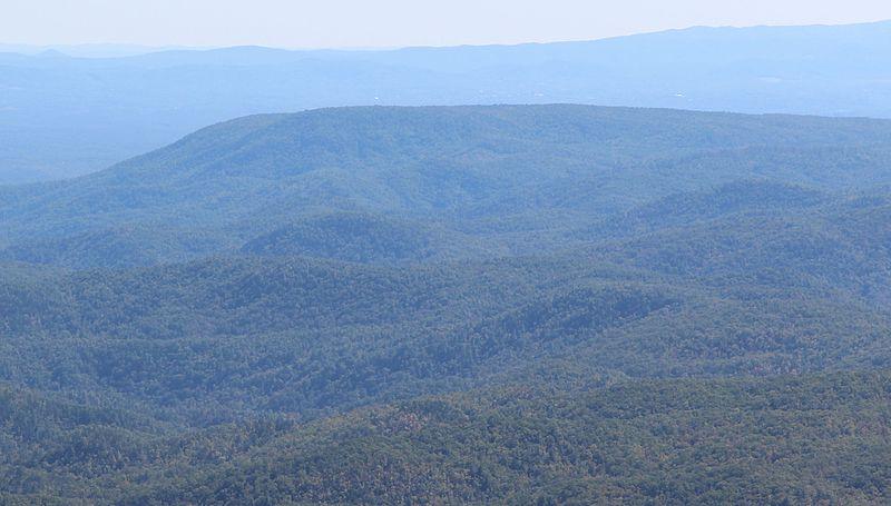 Brown Mountain North Carolina
